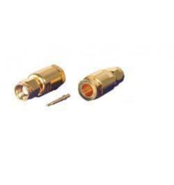 Conector SMA Plug Clamp