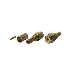 Conector SMA Plug Gold