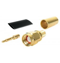 Conector SMA de cravar para H155