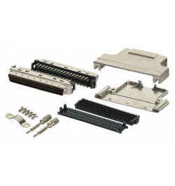 Conector SCSI cabo redondo