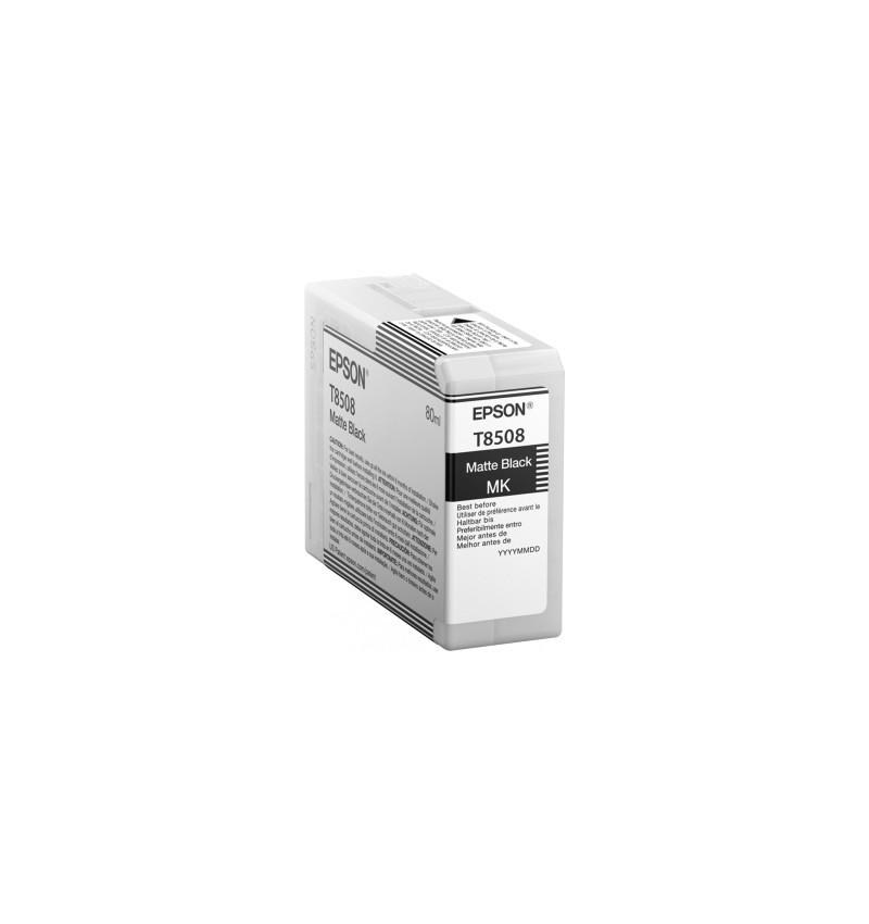 Tinteiro Original Epson T850800 C13T850700 Preto (C13T850800)