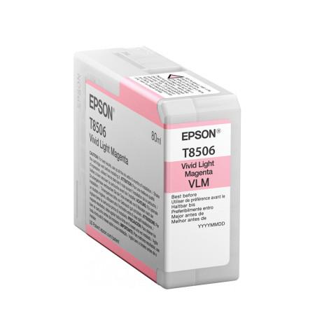 Tinteiro Original Epson T850700 SC-P800 Preto (C13T850700)