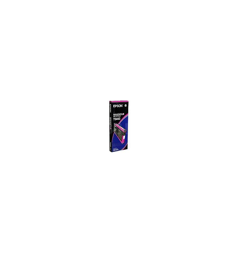Tinteiro Original Epson Stylus Pro 9600 220ml Magenta C13T544300
