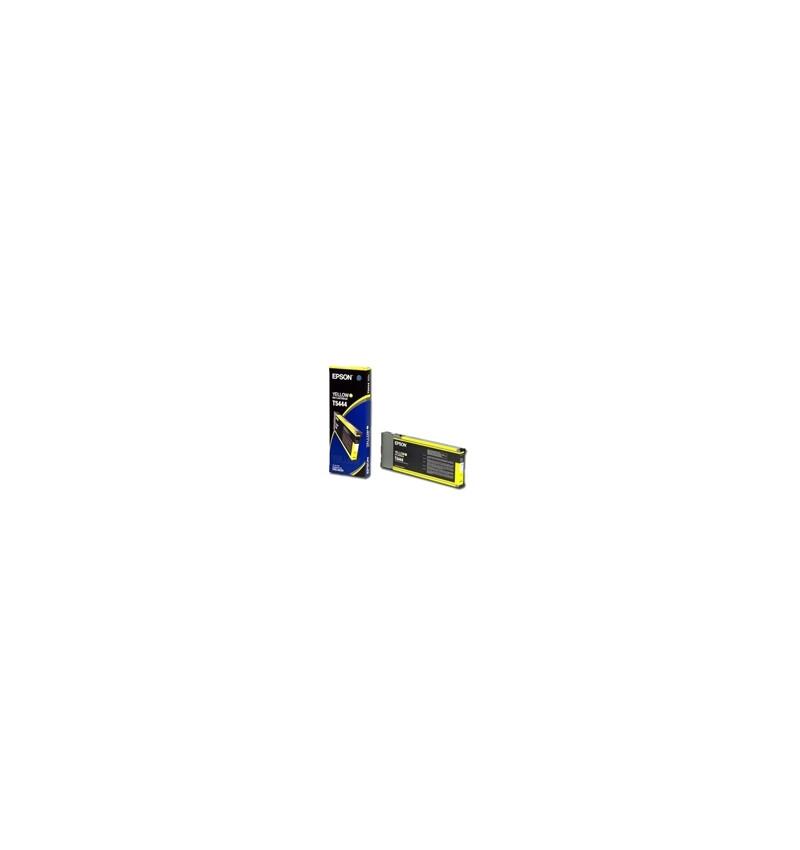 Tinteiro Original Epson Stylus Pro 9600 220ml Amarelo C13T544400