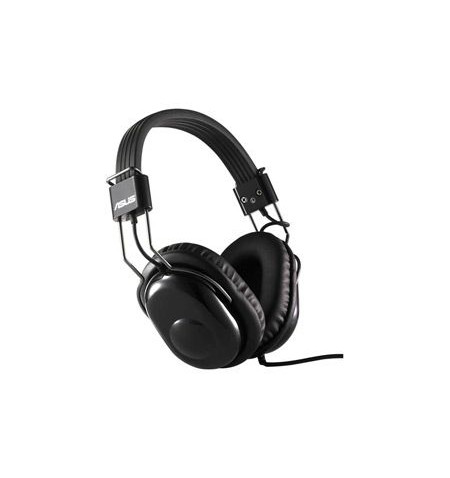 Headset Asus HP-100U Preto (AS-HP-100U-BLK)