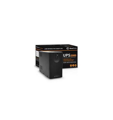 SMART UPS 2000VA / 1200W 1USB 2RJ45 3SCHUKO - CX 2 UNI.