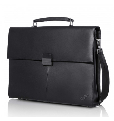 "Lenovo ThinkPad Executive Leather Case - Up to 14.1"" - 4X40E77322"