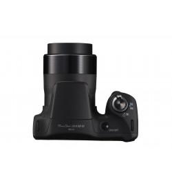 PowerShot SX430 IS Preto - 20.0 MegaPixels, 24mm Wide 45x, Smart Auto 32 scenes, HD Movie, Creative