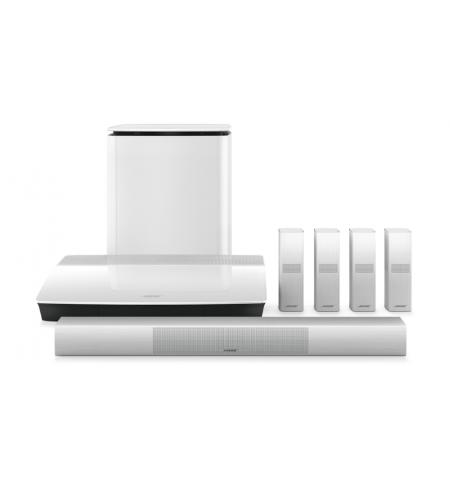 Sistema Home Cinema Bose® Lifestyle® 650 Branco