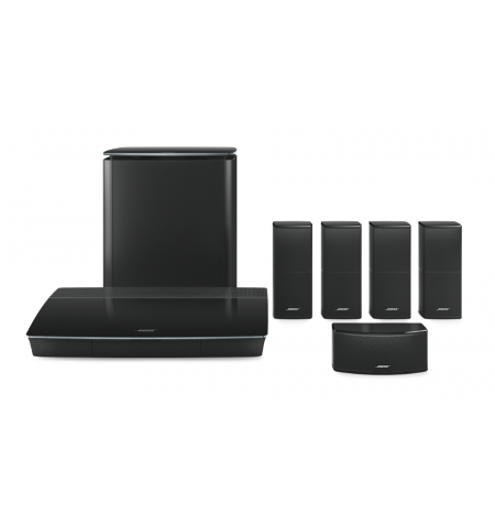 Sistema Home Cinema Bose® Lifestyle® 600 Preto