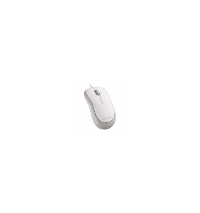 Microsoft Ready Mouse Mac/Win USB - Branco