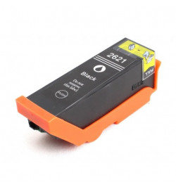 Tinteiro Compatível Epson 26 XL, T2621 preto
