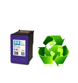 Tinteiro HP Reciclado N 28 tricolor (C8728AE)