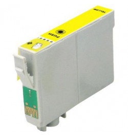 Tinteiro Epson Compatível T1004 - Amarelo