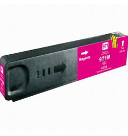 Tinteiro HP Compatível 971XL Magenta (CN627AE)