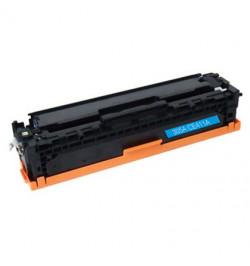 Toner 305A HP Compatível CE411A azul
