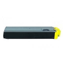 Toner Kyocera Compatível TK-510 Y - amarelo