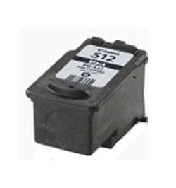 Tinteiro Canon Compatível PG-510 / PG-512 XL Preto