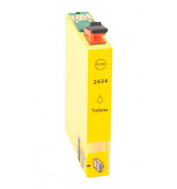 Tinteiro Epson Compatível 26 XL, T2634 amarelo
