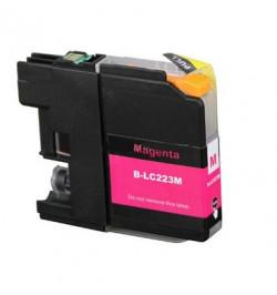 Tinteiro Brother Compatível LC221 / LC223 XL (V2) Magenta