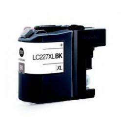 Tinteiro Brother Compatível LC227 XL (V2) Preto