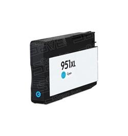 Tinteiro HP Compatível 951 XL V4 azul (CN046AE)