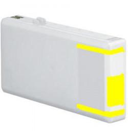 Tinteiro Epson Compatível T7014 / T7024 / T7034 - Amarelo