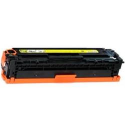 Toner HP 128A Compatível Amarelo (CE322A)