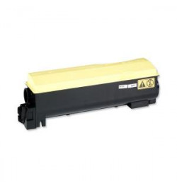Toner Kyocera Compatível TK-550 Y - amarelo