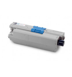 Toner OKI Compatível C301 / C321 preto (44973536)