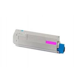 Toner OKI Compatível C301 / C321 magenta (44973534)