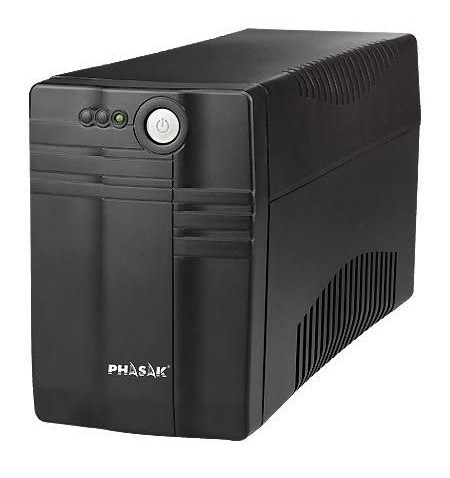 UPS Phasak 650 VA Led (PH 9460)