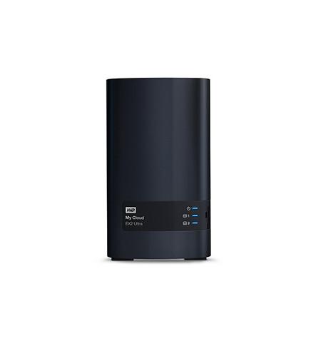 My Cloud Western Digital EX2 Ultra 16TB - WDBVBZ0160JCH-EESN
