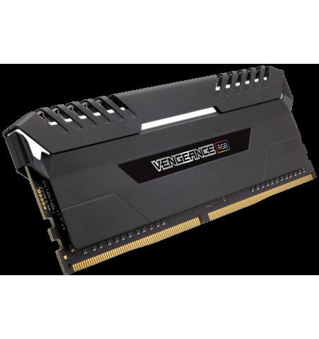 Corsair Vengeance® RGB 32GB DDR4 3000MHz - CMR32GX4M4C3000C15 - Levante já em loja