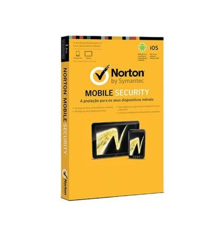 Norton Mobile Security 3.0 1 User - 21333921 - Levante já em loja