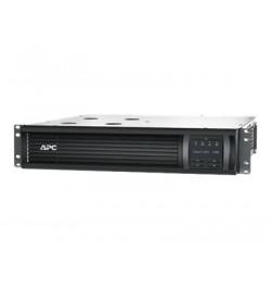 APC Smart-UPS 3000VA LCD RM - UPS ( montável em bastidor ) - AC 230 V - 2700 Watt - 3000 VA - Ethernet, RS-232, USB - conectores
