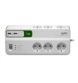 APC Essential SurgeArrest 6 outlets (PM6U-GR)
