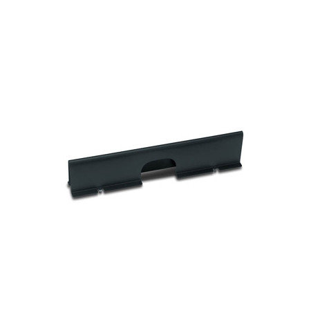 APC Shielding Partition Solid 600mm wide Black - AR8162ABLK