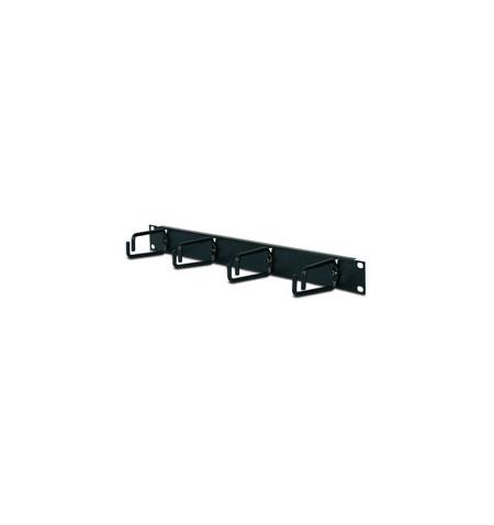 APC 1U Horizontal Cable Organizer Black - AR8425A