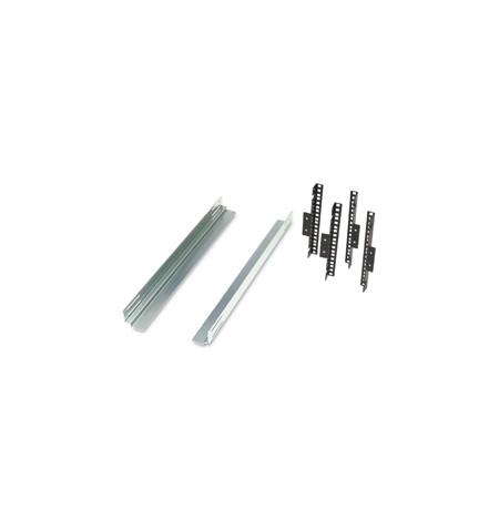 APC Equipment Support Rails para 600mm Wide Enclosure - AR8006A