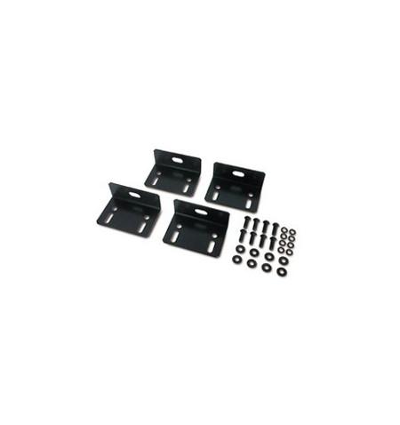 APC Bolt Down Bracket Kit - Black - AR8112BLK