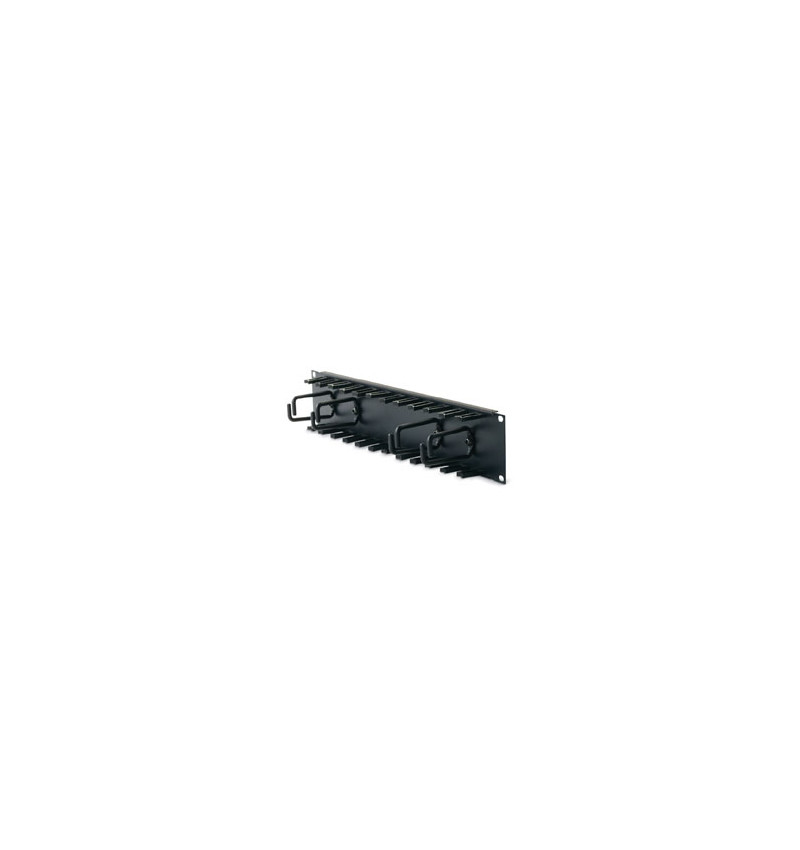 APC 2U Patch Cord Organizer Black - AR8427A
