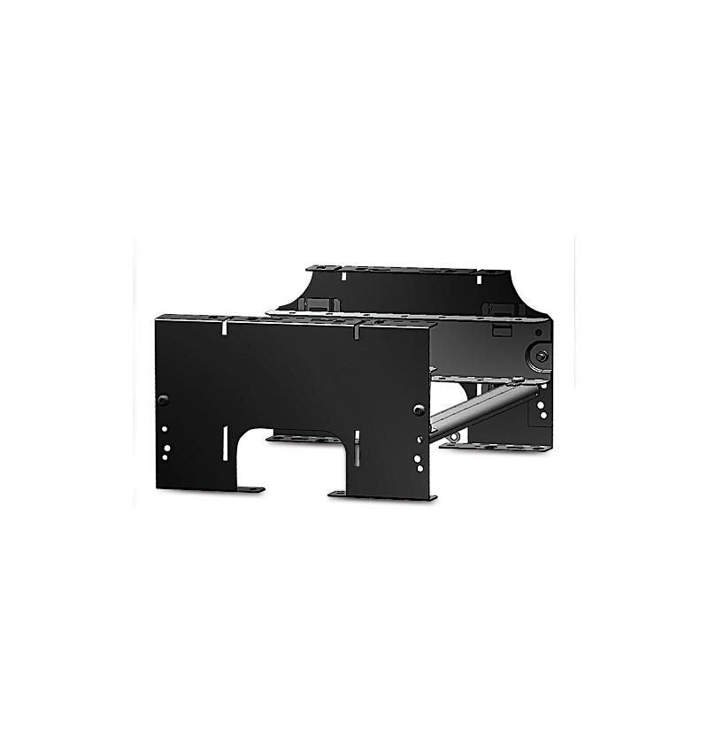 APC Cable Trough, Open Bottom, 300mm - AR8580