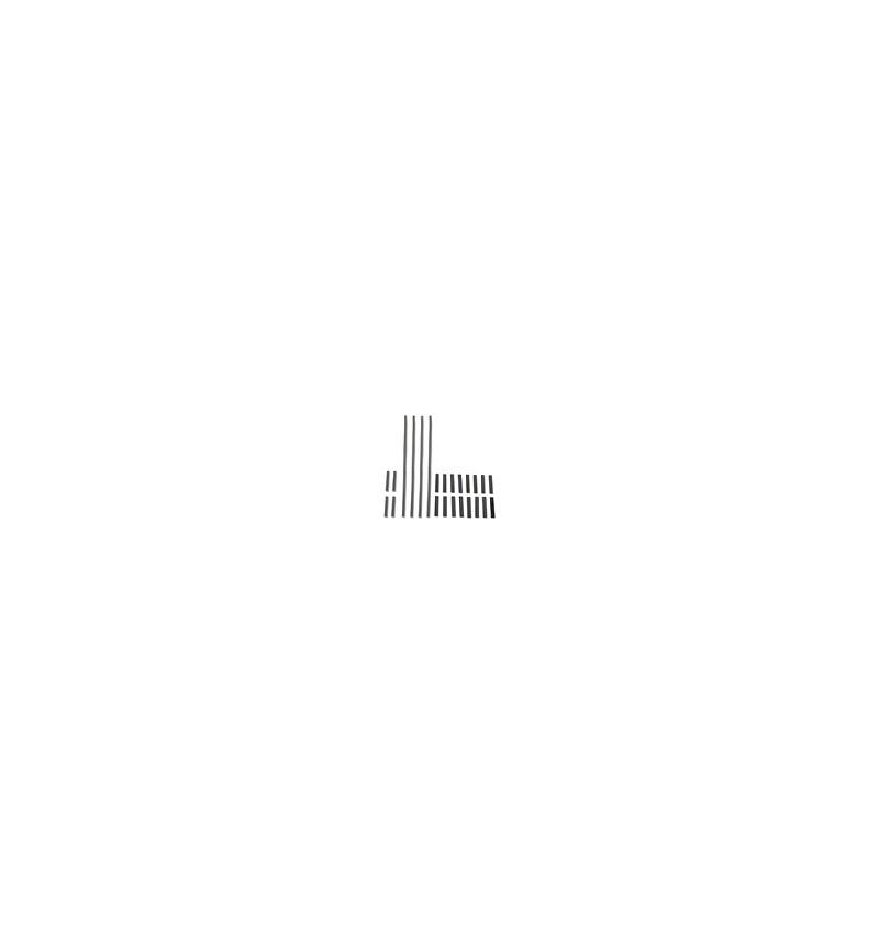 APC NetShelter SX Stop Air Recirculation Set - AR7708