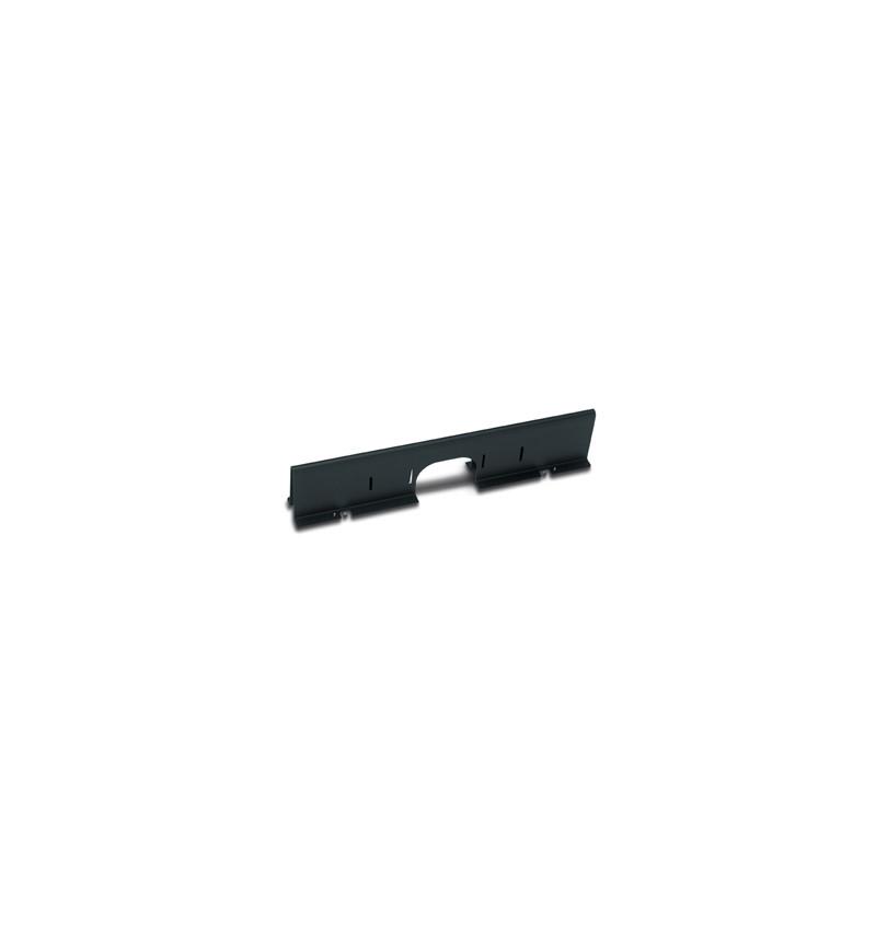 APC Shielding Partition Pass-through 750mm wide Black - AR8173BLK