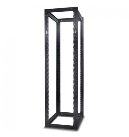 APC NetShelter 4 Post Open Frame Rack 44U Square Holes (AR203A)