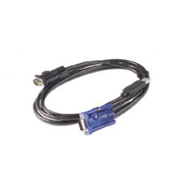 """Cabo APC KVM USB 12"""" - AP5257"""
