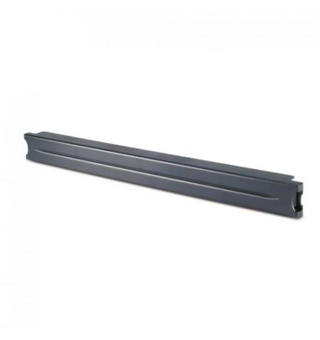 "APC 1U 19"" Black Modular Toolless Blanking Panel - AR8136BLK"