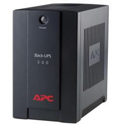 APC Back-UPS 500VA,AVR, IEC outlets, EU Medium