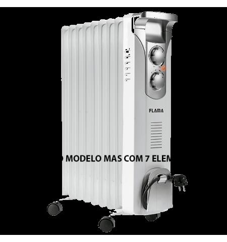 AQUECEDOR A ÓLEO 1500W FLAMA - 2357 FL
